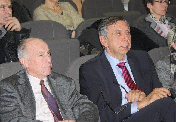Manuel CANTOS et Jean Claude LUCHE