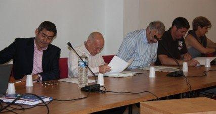 commission CCI  Aménagement du territoire