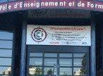 BANDEROLE CENTRE DE FORMATION